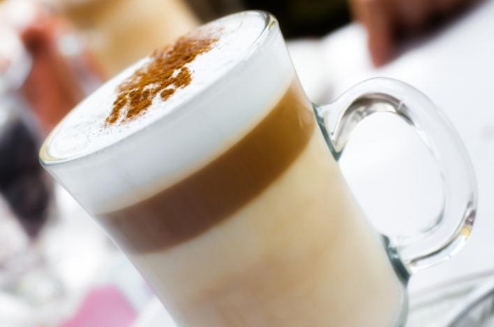 Кофе латтэ
