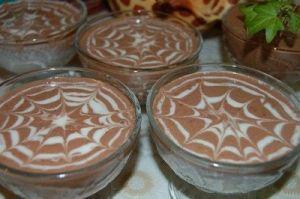 Рецепт десерта «Зебра»