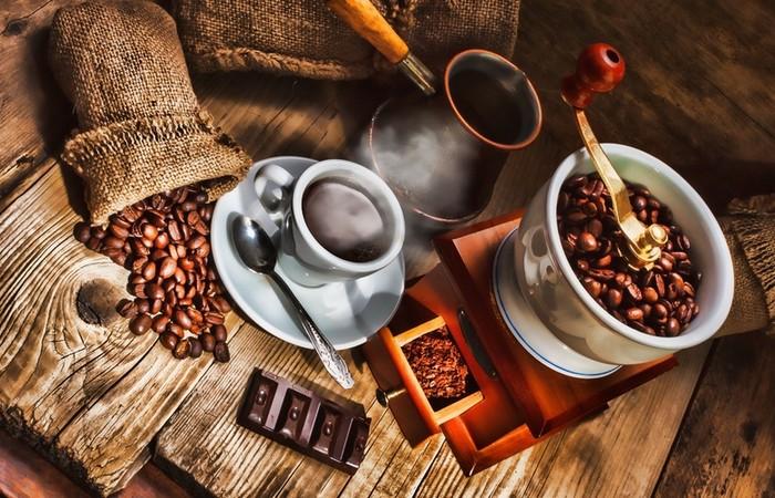 как варить кофе эспрессо