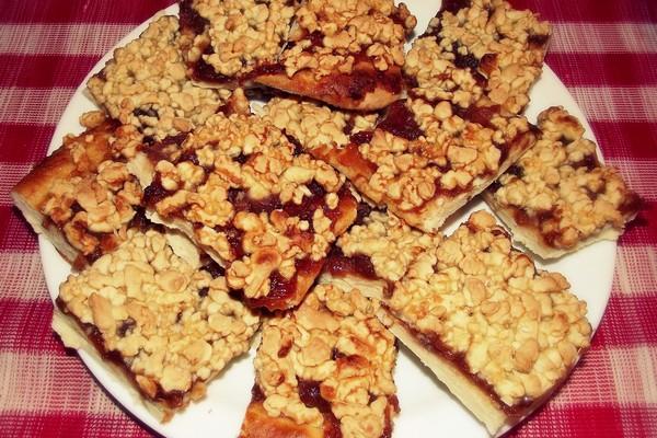 рецепт печенья с вареньем с фото