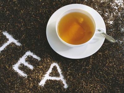калорийность чая