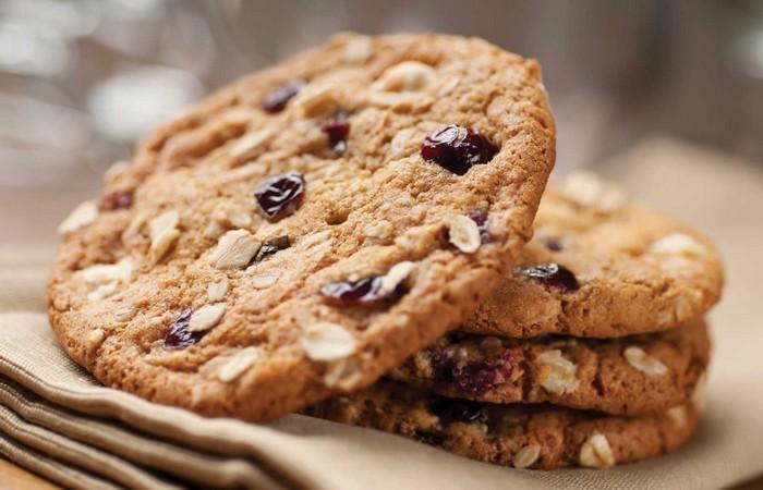 низкокалорийные рецепты печенья калорийность