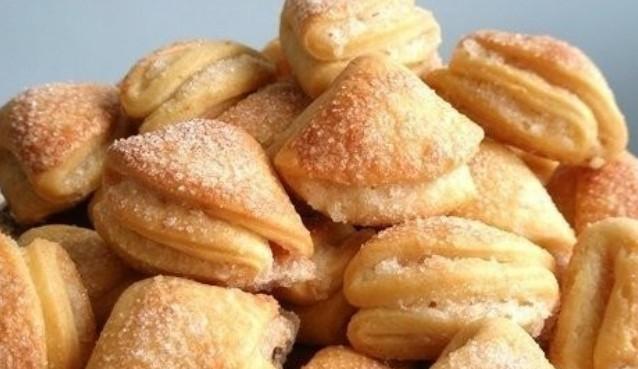 Печенье из творога и сметаны рецепт пошагово
