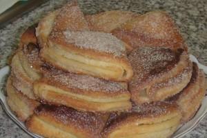 Печенье из творога и сметаны пошагово