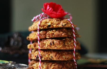 Анзак печенье