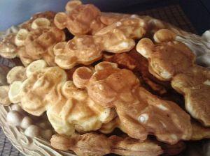 Детские печенье