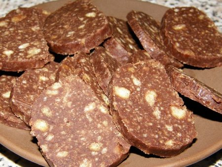 Вариации на тему печенье «Минутка»