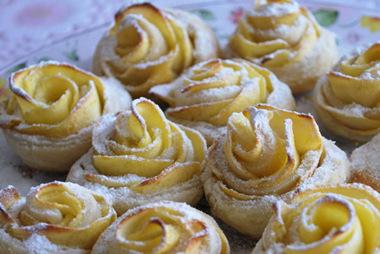 Печенье Розочки - рецепт