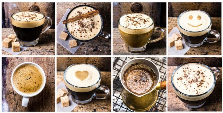Класический кофе мокко