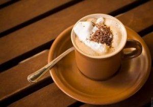 Кофе со сметанной