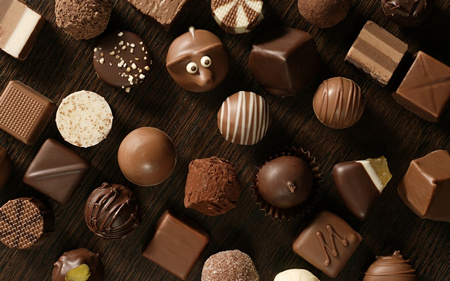 Шоколад из какао-порошка