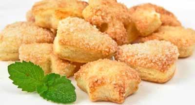 Рецепт песочного печенья на сметане