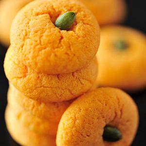 Печенье из тыквы рецепты