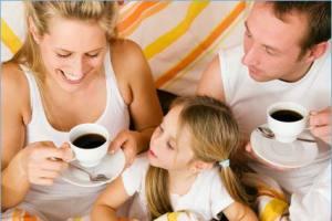 Как часто можно пить кофе и детям какого возраста?