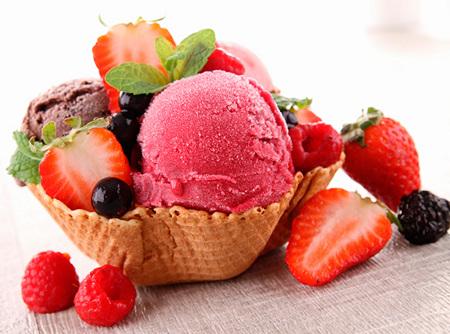 Мороженое, рецепт приготовления