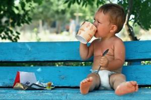 Почему детям нельзя пить кофе?