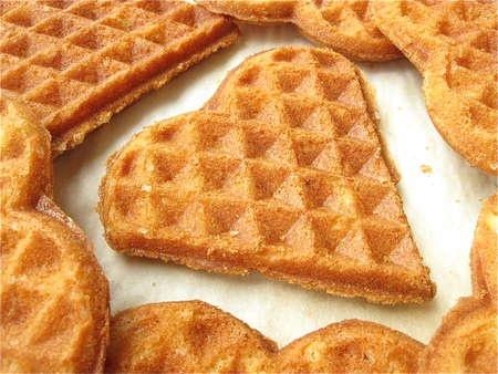 рецепт печенье на форме на газу рецепт с фото