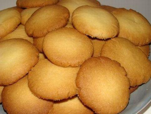 печенье домашнее рецепт на воде самое простое