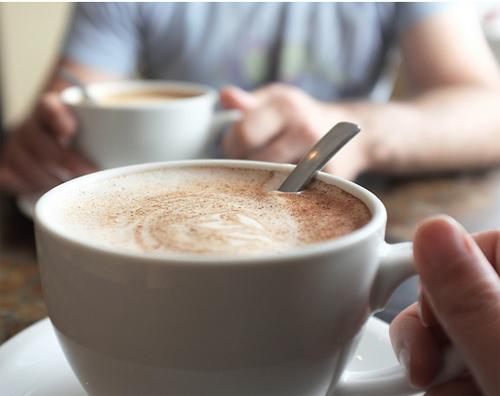 Кофе в кастрюле
