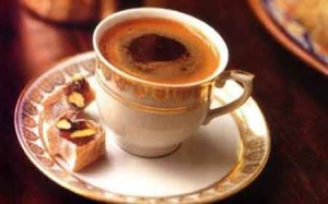 Классический кофе по-турецки