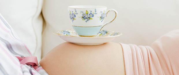 Пить кофе беременным