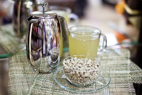 Как работает экстракт зеленого кофе?