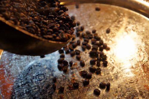 Что такое обжарка кофе