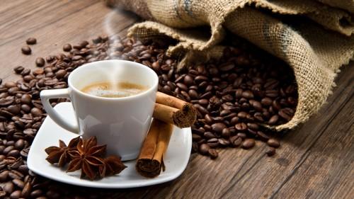 Кофе с корицей и кардамоном