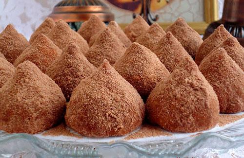 Трюфельное печенье фото