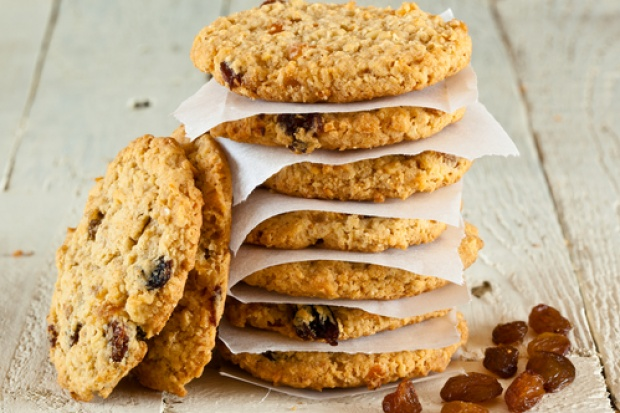 печенье на растительном масле рецепт