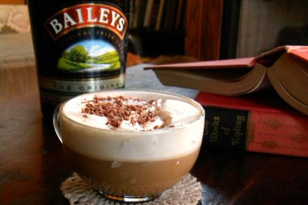 Кофе и Бейлис