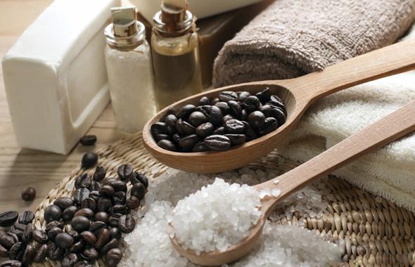 Кофе и морская соль