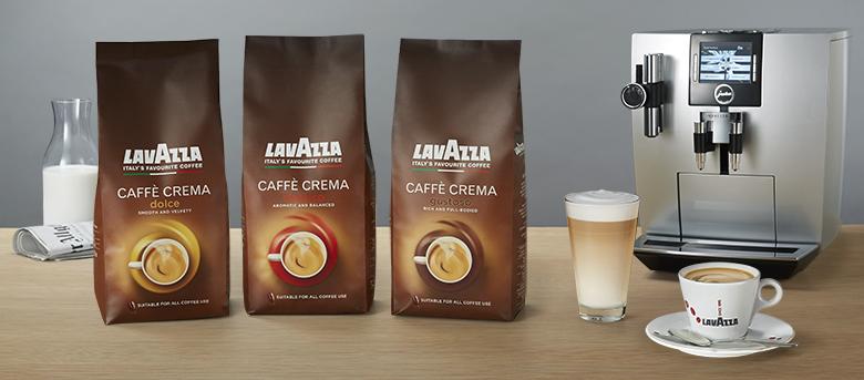 Итальянский кофе Lavazza