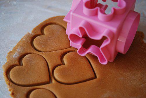 Формочка для печенья