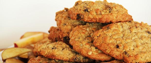 Печенье на растительном масле
