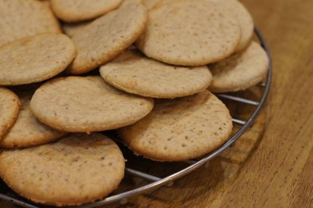 Домашнее печенье Мария
