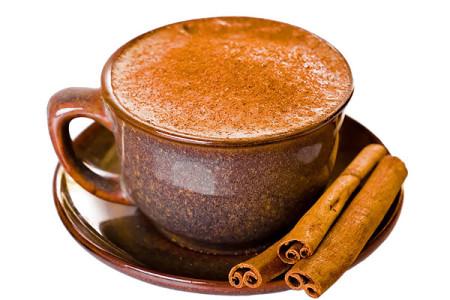 Кофе с корицей и медом