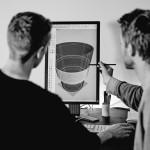 Модель чашки