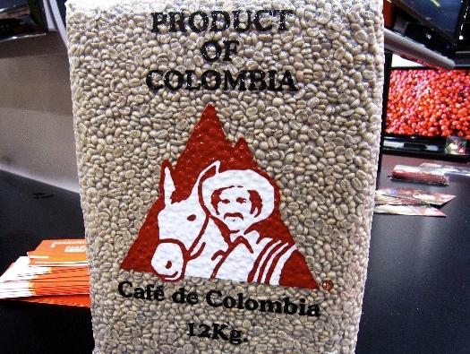 Колумбийской кофе