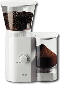 Кофемолка BRAUN