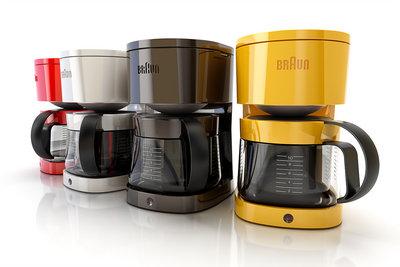 Кофеварки Braun