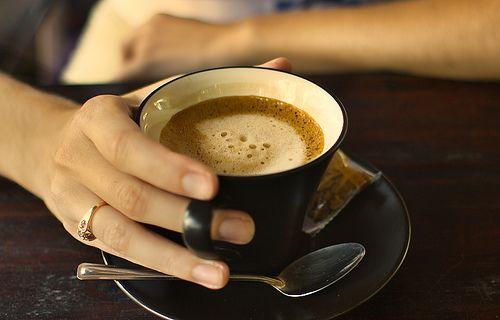 Вред кофе на организм