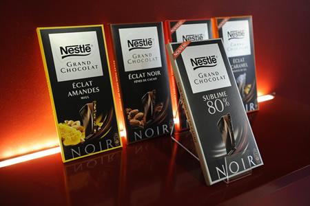 Шоколад Nestle