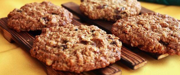 Печенье диетическое овсяное