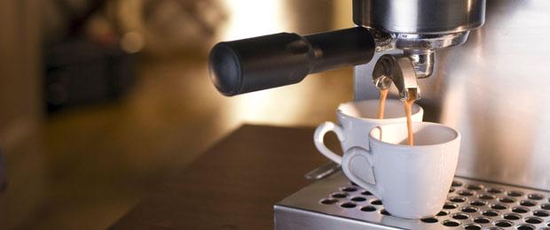 Рожковая экспрессо кофеварка