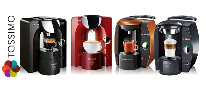 Кофемашины Тассимо