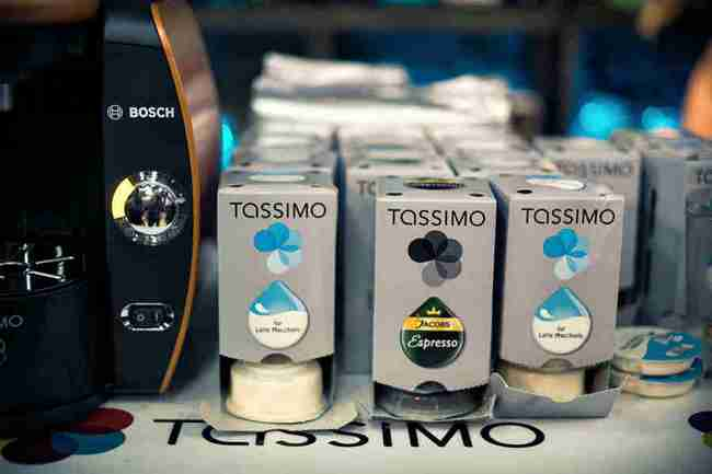 кофеварка Тассимо