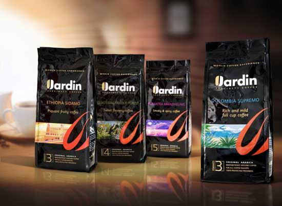 Молотый кофе Jardin