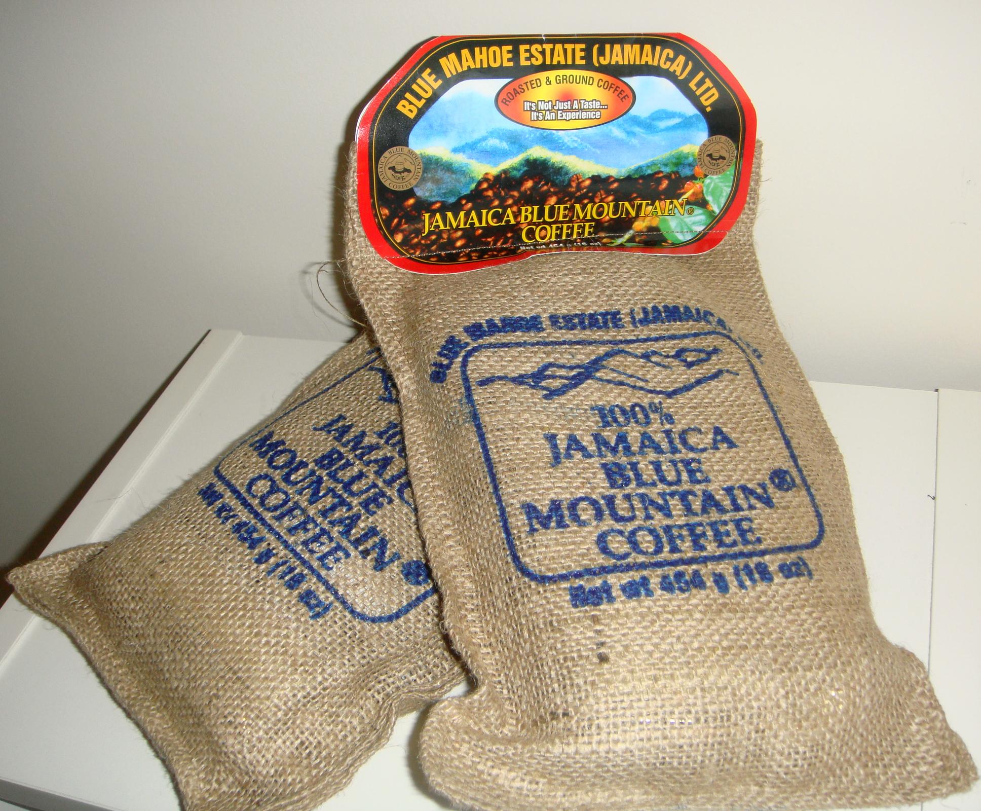 Кофе Blue Mountain