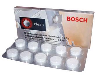 Таблетки Bosch